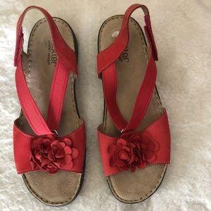 Hotter Molly Women's Sandals Sz 10
